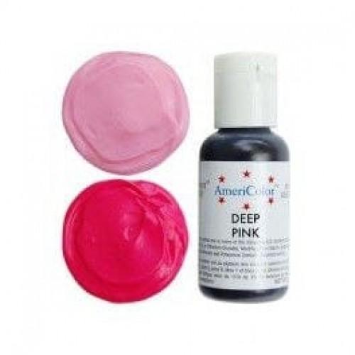 Гелевая краска AmeriColor Темно розовый, 21 гр