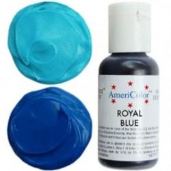 Гелевая краска AmeriColor Королевский синий, 21 гр
