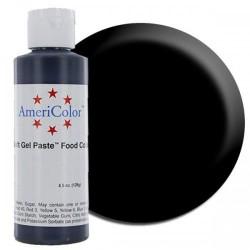 Гелевая краска AmeriColor Черный, 128 г