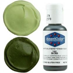 Гелевая краска AmeriColor Мох, 21 гр