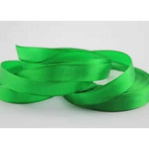 Лента атласная зеленая 1.2 см