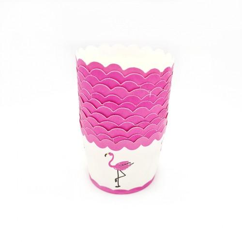 Бумажные формы-стаканчики усиленные №4 6 шт (5х4 см)