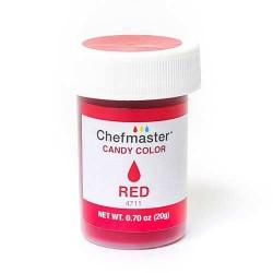 Краситель Chefmaster для шоколада Красный 20 г