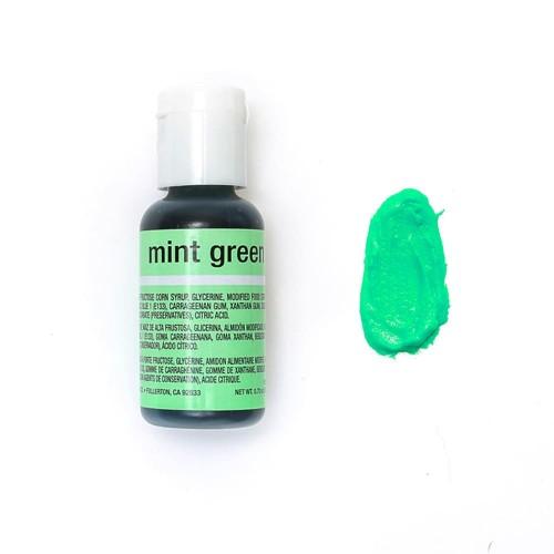 Гелевый краситель Chefmaster Mint Green/Мятный зеленый, 20 г