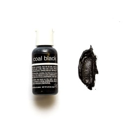 Гелевый краситель Chefmaster Coal Black/Черный 20 г