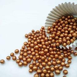 Воздушный рис в шоколаде бронзовый 50г
