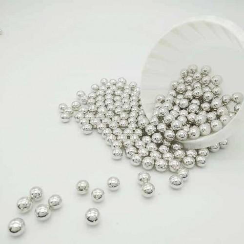 Посыпка сахарная Серебро 7 мм 20 г