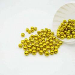 Посыпка сахарная Золото 8 мм 20г