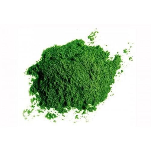 Сухой жирорастворимый краситель Зеленый, 5 г