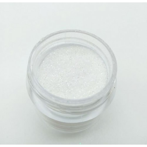 Блёстки Pixie Galaxy Dust (Мерцающие белые) 5г