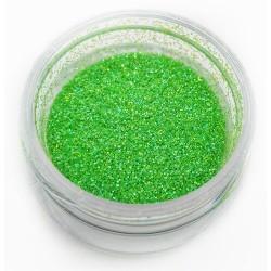 Блёстки Galaxy Heat Green (Ярко зелёные)