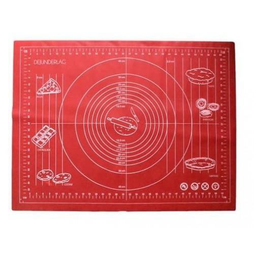 Силиконовый коврик 69*53 см с разметкой