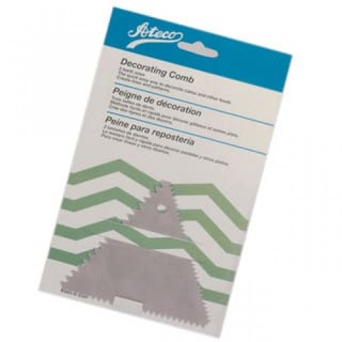 Скребок металлический Ateco 11*10 см