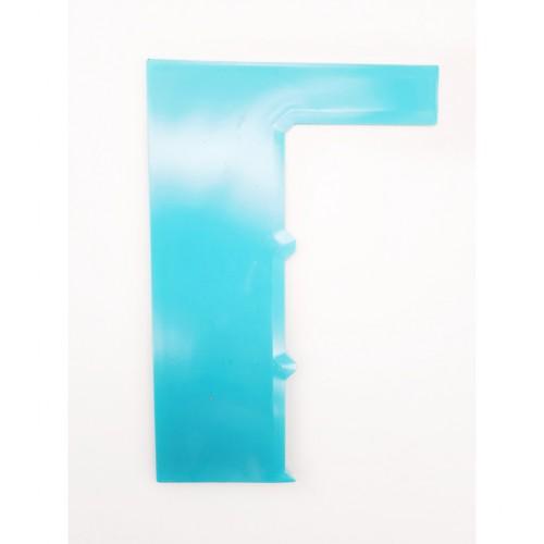 Скребок-шпатель фигурный 4, 18,5*12 см