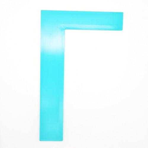 Скребок-шпатель фигурный 3, 18,5*12 см