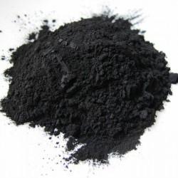Краситель натуральный черный бамбуковый уголь 5г