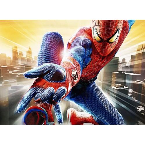 """Съедобная картинка """"Человек-паук"""" 2"""