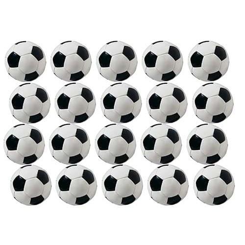 """Съедобная картинка """"Футбольные мячи"""""""
