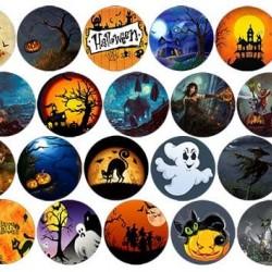 "Съедобная картинка ""Хеллоуин"" 10"
