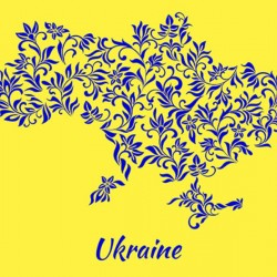 "Съедобная картинка ""Украина"""