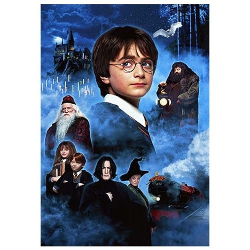 "Съедобная картинка ""Гарри Поттер"" 2"