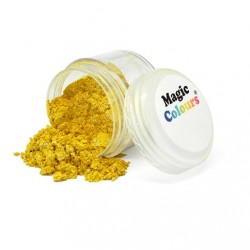 Сверкающая пыльца Royal Gold (золотая), 7 г