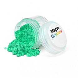 Сверкающая пыльца Turquoise Glamour (бирюзовая), 7 г