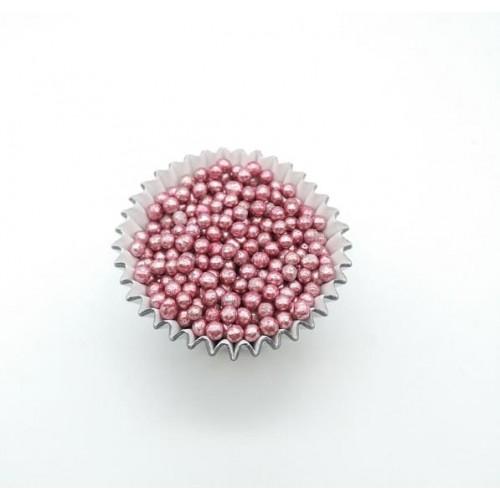 Посыпка сахарная Розовая 2-3 мм 20 г